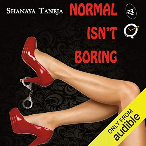 Normal Isn't Boring cover art
