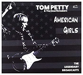 TOM PETTY & THE HEARTBREAKERS - AMERICAN GIRLS  4 CD SET