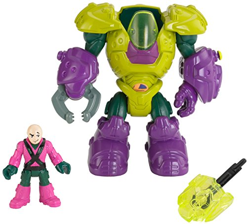 Fisher-Price Imaginext DC Super Friends, Lex Luthor Mech Suit