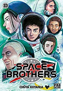Space Brothers Edition simple Tome 33