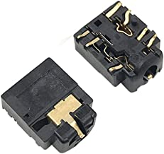 Onyehn Replacement Headphone Jack Plug Port 3.5mm Headset Connector Port Socket for Xbox ONE Controller Model 1708 Replacement (Pack of 2pcs)