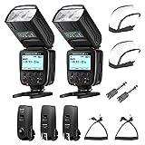 Best Flash Kit For Nikon DSLRs - Neewer 2 Packs NW625 GN54 Speedlite Flash Kit Review