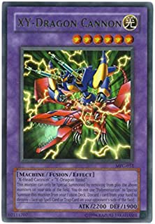Yu-Gi-Oh! - XY-Dragon Cannon (MFC-051) - Magicians Force - Unlimited Edition - Ultra Rare