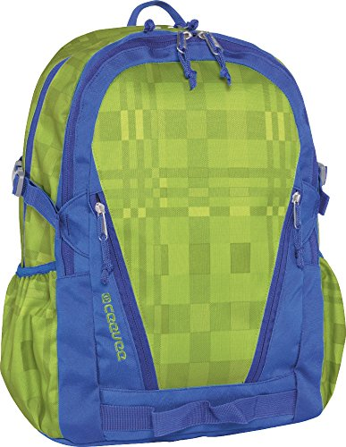 ceevee Horizon green blue Rucksack Oxford 221 green/blue
