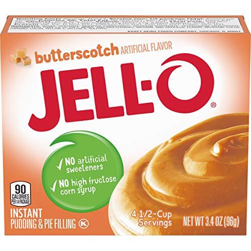 Butterscotch Pudding Mix