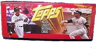 MLB 1997 Topps Factory Set