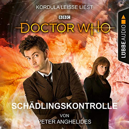 Doctor Who - Schädlingskontrolle cover art