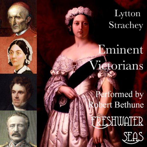 Eminent Victorians audiobook cover art