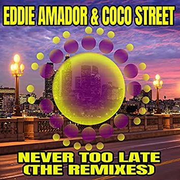 Never Too Late (The Remixes)