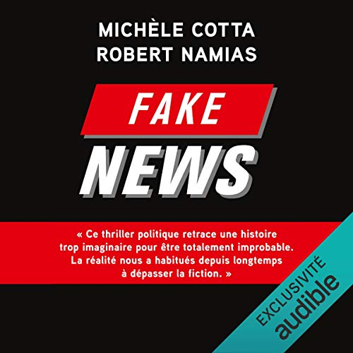 Couverture de Fake News