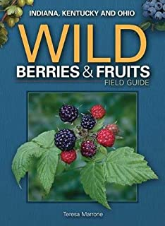 Wild Berries & Fruits Field Guide of IN, KY, OH (Wild Berries & Fruits Identification Guides)