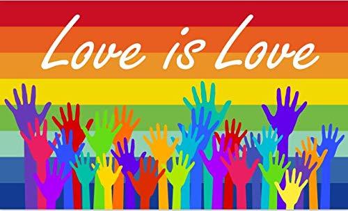Gay Pride flag-904B
