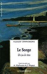 Le Songe - Un jeu de rêves d'August Strindberg