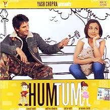 Hum tum Hindi Music/ Bollywood Songs / Film Soundtrack / Saif Ali Khan / Rani Mukharjee / Shaan / Jatin- Lalit