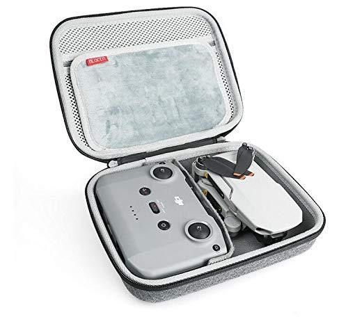 Honbobo Tasche für DJI Mavic Mini 2, Mini 2 Drohne und Controller Tragetasche Schutzhülle Aufbewahrungstasche Zubehör (Standardtasche)