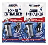 Heitmann Haushalt Schnell Entkalker, 10er Pack (10 x 30 g)