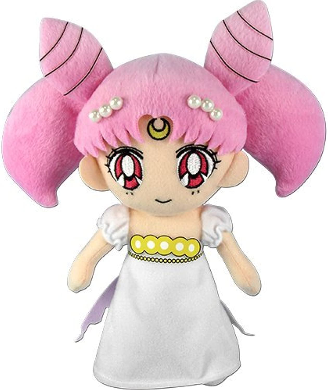GE Animation GE52702 Sailor Moon R 9 Princess Usagi Small Lady Serenity Stuffed Plush by GE Animation
