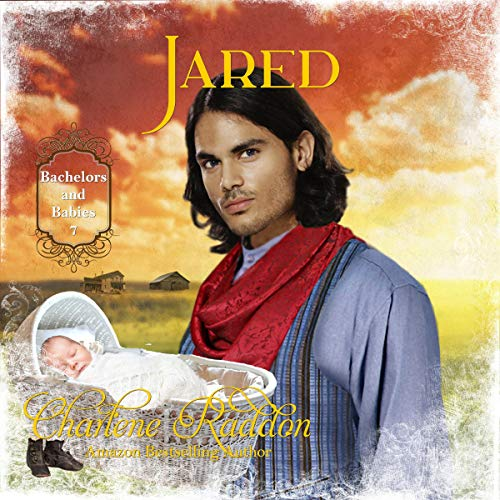 Jared audiobook cover art