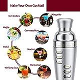 Zoom IMG-1 shaker per cocktail set blusmart