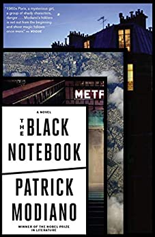 The Black Notebook: A Novel by [Patrick Modiano, Mark Polizzotti]
