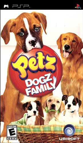 Petz Dogz Family [DVD de Audio]
