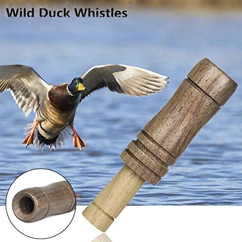XBD-YOUER, Plastic Outdoor Jacht Decoy Fluitjes Eend Oproep Simuleren Vogels Wilde Eend Fluitjes 11 * 2.5cm Voor Jacht Accessoires