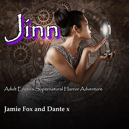 Jinn Audiobook By Jamie Fox, Dante X cover art