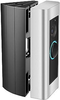 CAVN Pro Supporto ad angolo regolabile Compatibile con Ring Doorbell (3 pacchetti), Videocitofono Corner Kit Kit di fissag...