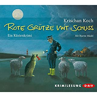 Rote Grütze mit Schuss     Thies Detlefsen 1              By:                                                                                                                                 Krischan Koch                               Narrated by:                                                                                                                                 Bjarne Mädel                      Length: 6 hrs and 14 mins     2 ratings     Overall 5.0