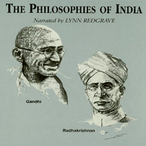 The Philosophies of India audiobook cover art