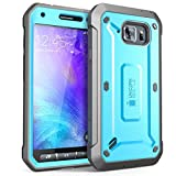 Best Protective Galaxy S6 Cases - Galaxy S6 Active Case, SUPCASE Full-body Rugged Holster Review