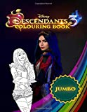 Descendants 3 JUMBO Colouring Book: Amazing Colouring Book For Kids of All Ages