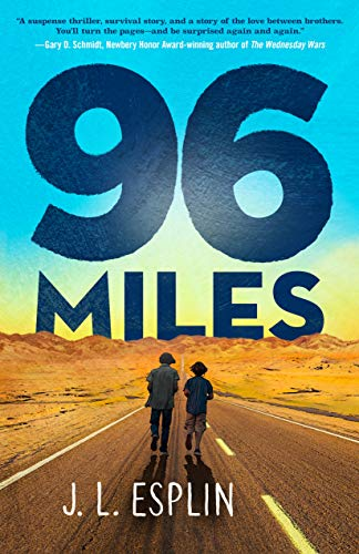 96 Miles - Kindle edition by Esplin, J. L.. Children Kindle eBooks ...
