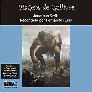 Viagens de Gulliver [Gulliver's Travels] audiobook cover art