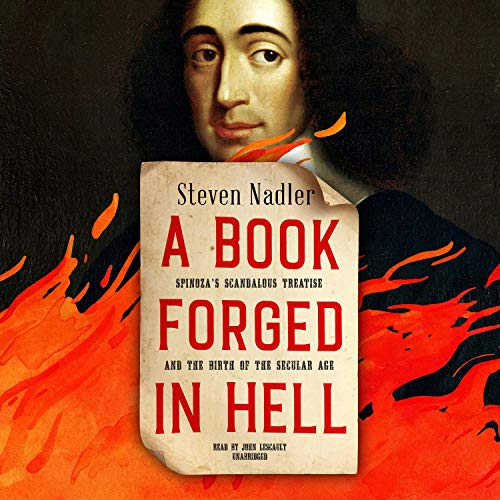 A Book Forged in Hell cover art