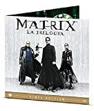 Matrix - La Trilogia Vinyl Edition (3 Blu-Ray) [Italia] [Blu-ray]