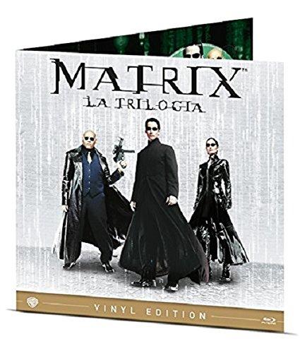 Matrix - La Trilogia Vinyl Edition (3 Blu-Ray) (1 Blu-ray)