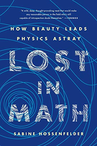 Compare Textbook Prices for Lost in Math: How Beauty Leads Physics Astray Illustrated Edition ISBN 9781541646766 by Hossenfelder, Sabine