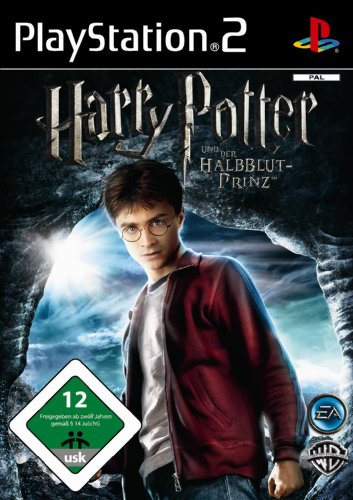 Electronic Arts Harry Potter and the Half-Blood Prince, PS2