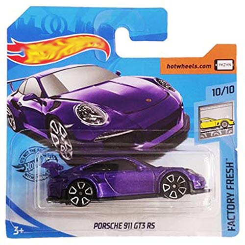 Hot-Wheel Porsche 911 GT3 RS Factory Fresh 10/10 (246/250)