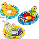 NT See Me Sit Pool Rider Floats Cute Animal Designs for Kids Delight