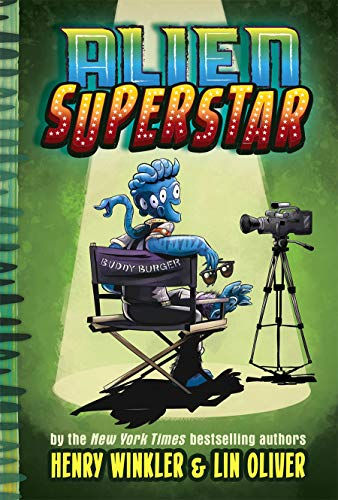 Image of Alien Superstar (Book #1)