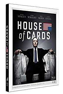 House of cards - Saison 1 [Blu-ray] (B00ENW4ODK) | Amazon price tracker / tracking, Amazon price history charts, Amazon price watches, Amazon price drop alerts