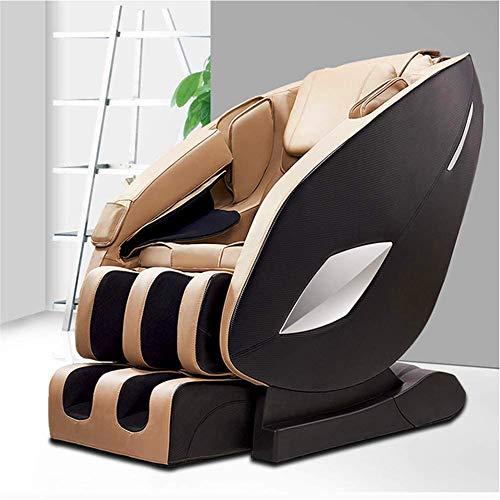 PIAOLIGN Cuerpo completo silla de masaje eléctrico hogar multifuncional cuerpo completo masaje silla cápsula inteligente gravedad cero masaje automático sofá