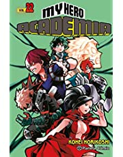 My Hero Academia nº 22 (Manga Shonen)