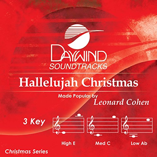 Hallelujah Christmas [Accompaniment/Performance Track]