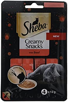 Sheba Creamy Snacks Friandises pour Chat