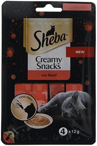 Sheba Creamy Snacks Friandises pour Chat