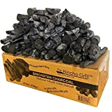 The Bincho Grill Binchotan Charcoal for Japanese BBQ 22lbs. Natural Hardwood High-Grade for Yakitori