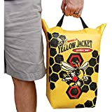 Morrell Yellow Jacket Crossbow Bolt Discharge Bag Archery Target - for Safely Discharging Crossbow Bolts After Hunting (Twо Расk)